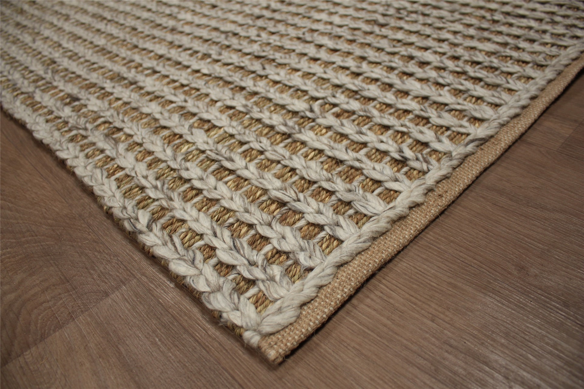 tapis 3 tailles 50 herbiers 20  laine 30  polyester tiss u00e9