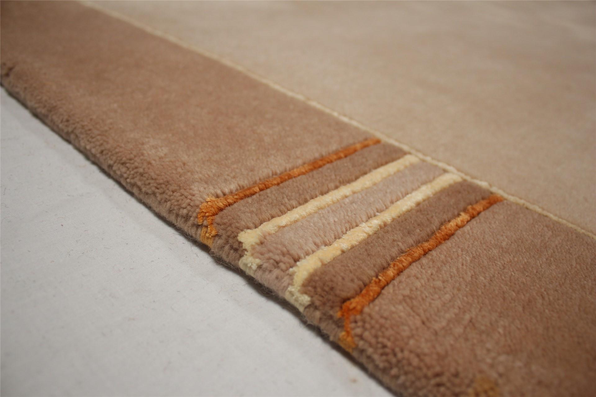 teppich original nepal handgekn pft mit seide 170x240 cm. Black Bedroom Furniture Sets. Home Design Ideas